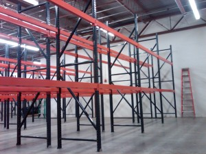 Pallet Racking Removal - Newton, IA