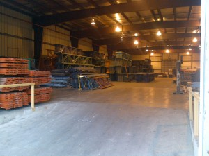 We Buy Used Racking - Used Pallet Rack Verticals Des Moines, IA