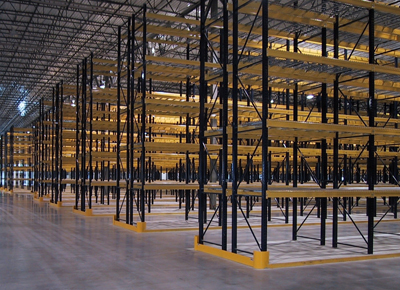 Des Moines, IA Warehouse Racking