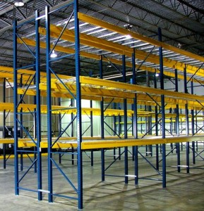 West Des Moines, IA Pallet Rack Uprights